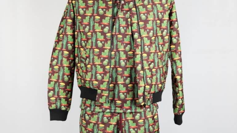 Bomber Jacket Lilly / Polo-Shirt