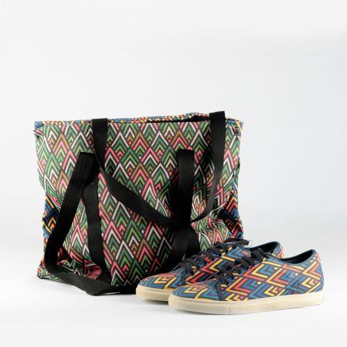 DoubleBag & Boat Shoes Monaco LEMAR