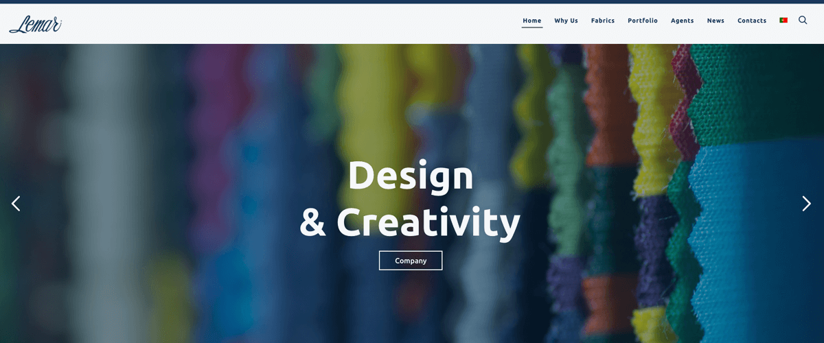LEMAR's website: another step in innovation 1